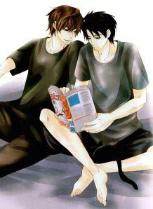 Yokozawa Takafumi no Baai, vol. 4 by Fujisaki Miyako (auth.) & Nakamura Shungiku (ill.) -- a light novel