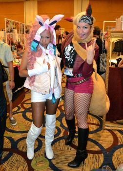 Yaoi-Con 2014 cosplay 3