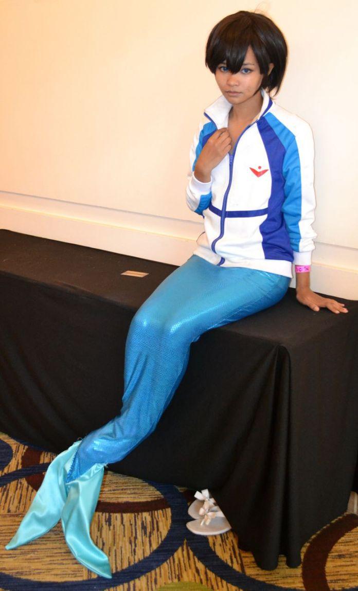 Yaoi-Con 2014 cosplay 1